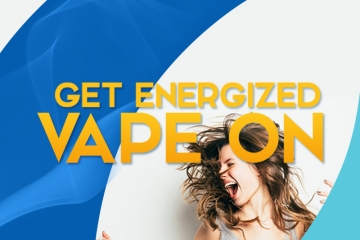 Vaping to Get Energized
