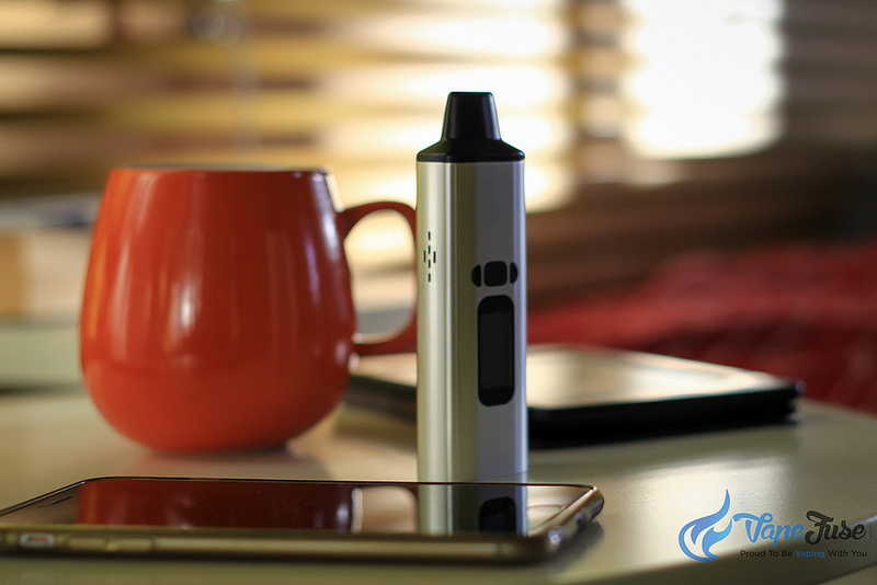 The Ald Amaze WOW Portable Vaporizer User's Product Review