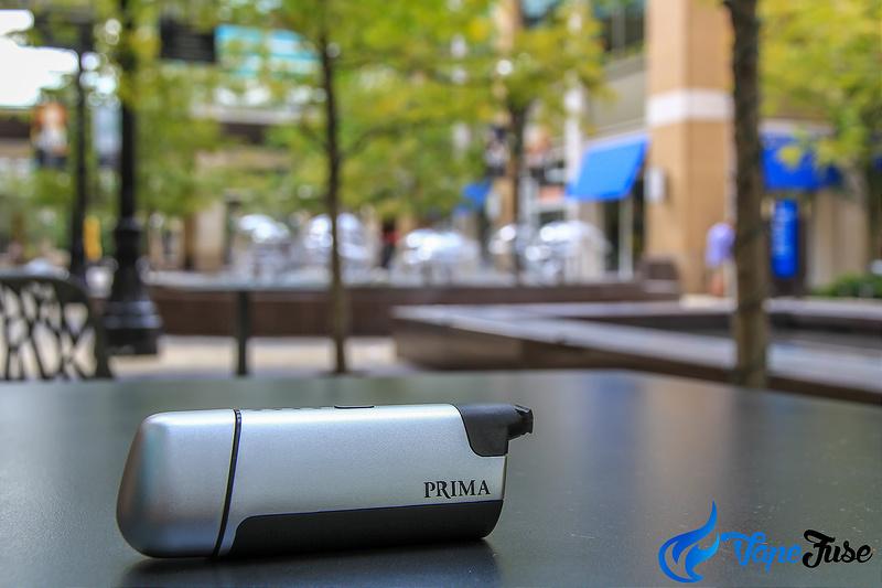 Cleaning Your Vapir Prima Portable Vaporizer