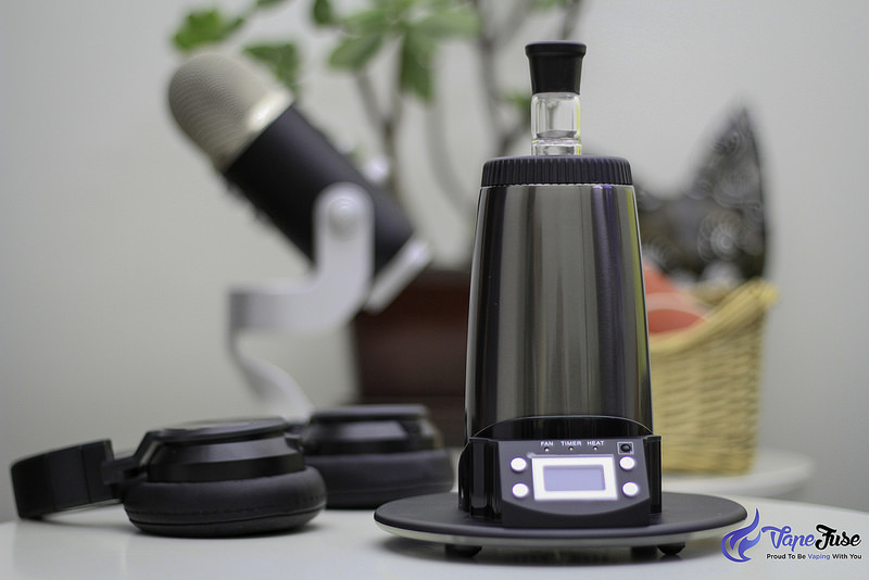 Using the Arizer Extreme Q with Essential Oils