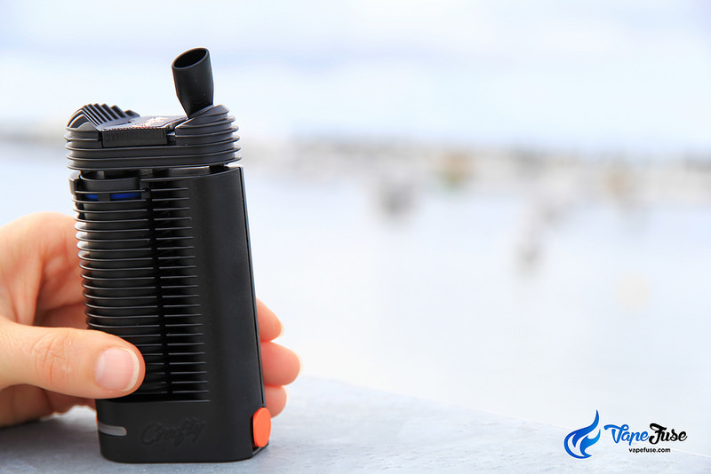 Storz & Bickel Crafty Portable Vaporizer Review [VIDEO]