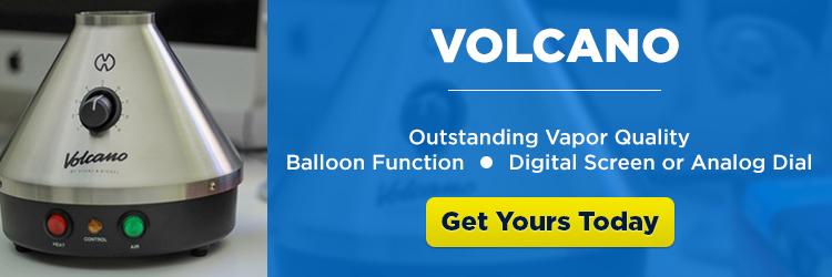 Volcano desktop vaporizer