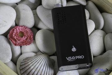Flowermate V5.OS PRO Mini Portable Vaporizer User's Review