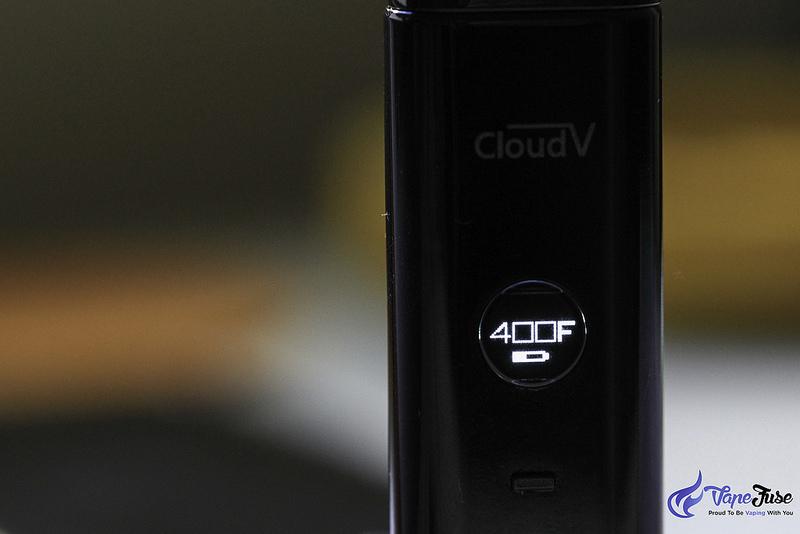 CloudV F17 Portable Vaporizer