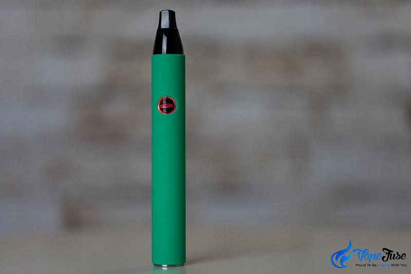 CloudV Phantom Mini Green with Light Red On