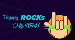 How Vaping Can Rock Your World
