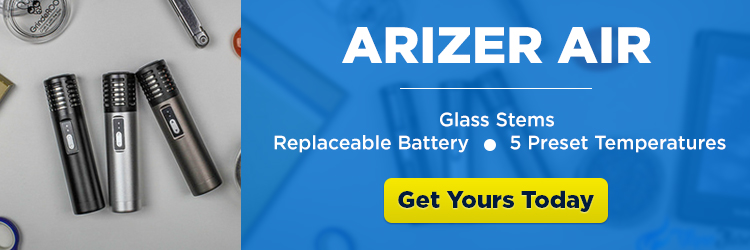 Arizer Air Portable Vaporizer - CTA