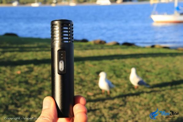 Portable Vaporizer WO3