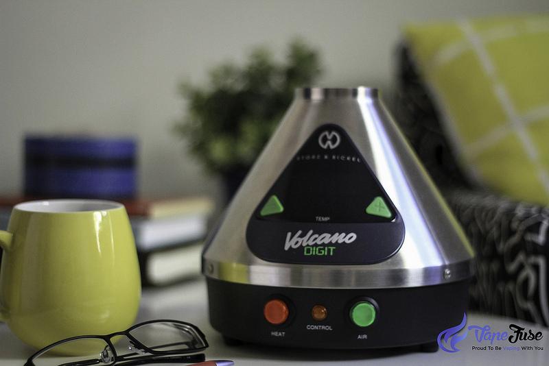 Volcano Digit Vaporizer