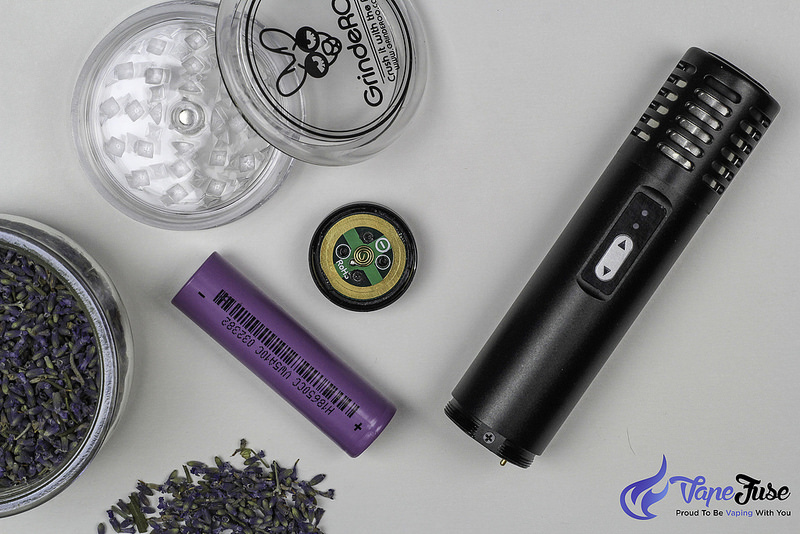 Arizer Air with Battery