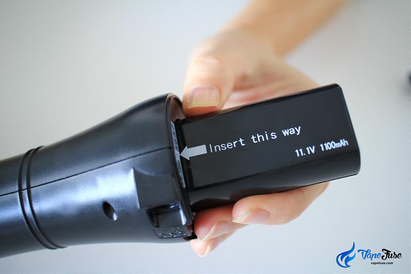 Vapir NO2 Battery