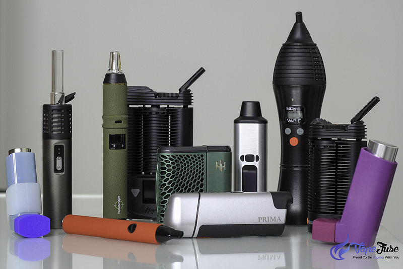 The Difference Between Vape Pens & Portable Vaporizers