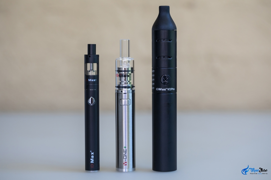 X Max vaporizer series from Topgreen Technology