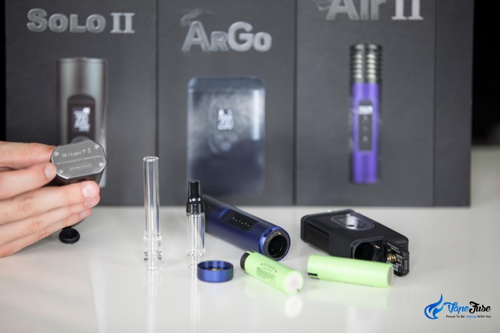Arizer portable vapes