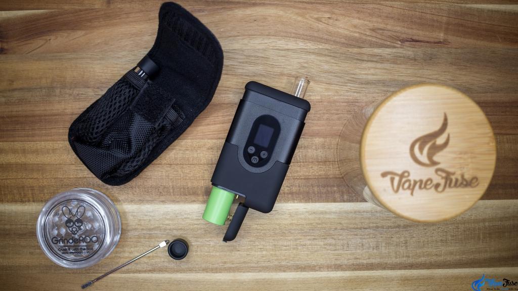 Arizer ArGo Portable Dry Herb Vaporizer