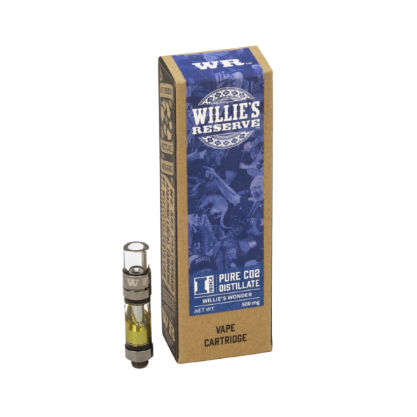 Willie Nelson's cannabis brand, Willie's Reserve