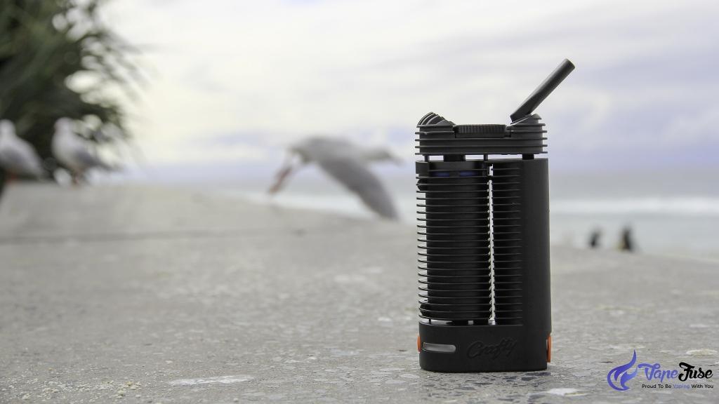 Storz & Bickel Crafty discreet portable vaporizer