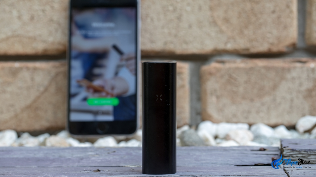 Pax3 Portable Vaporizer with mobile app