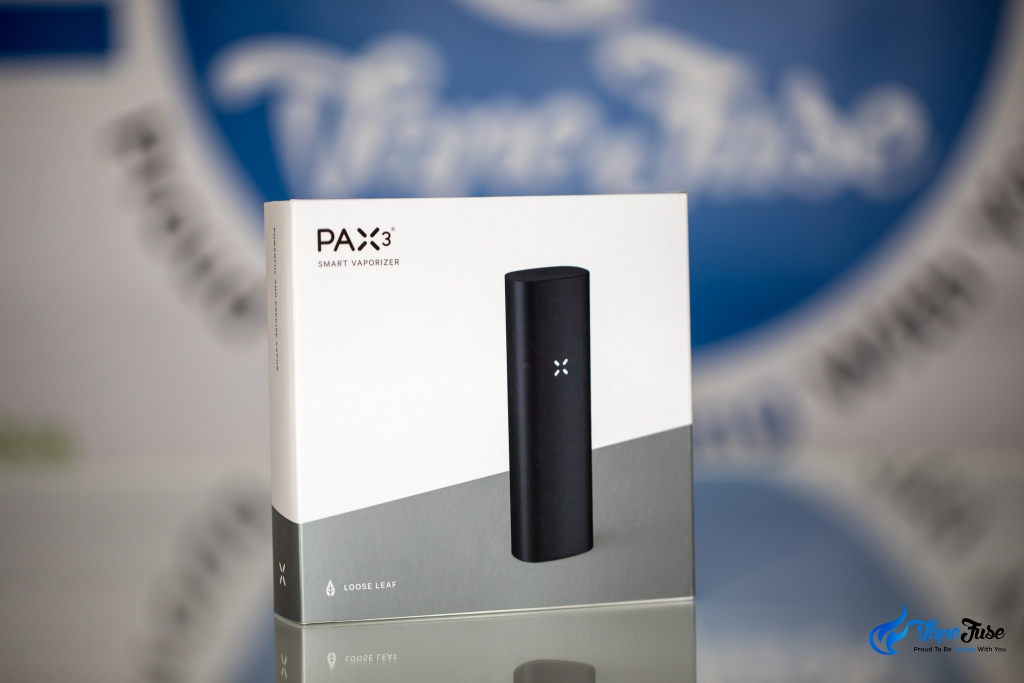 Pax 3 Portable Vaporizer Box
