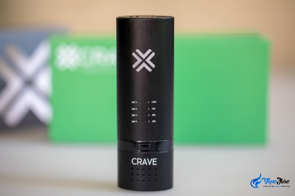 Crave Cloud Portable Vaporizer - without mouthpiece