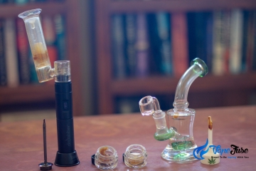 Vaping with eNails vs Dabbing: What's the Difference?