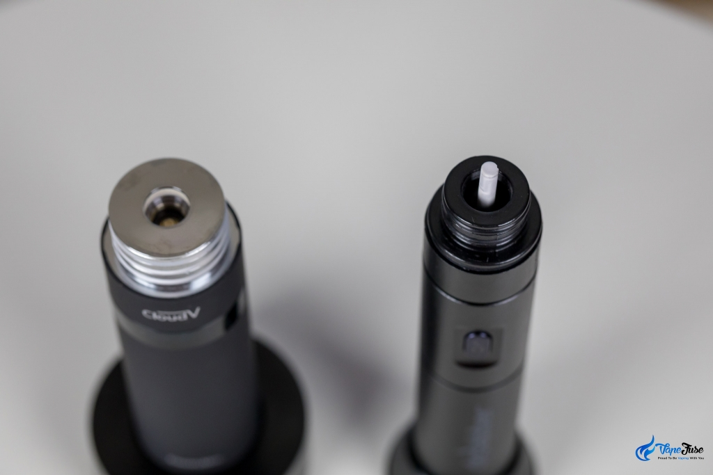 cloudv electromini and dr dabber boost heating elements