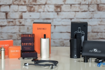 VapeFuse Review: TopBond Novae vs DaVinci IQ