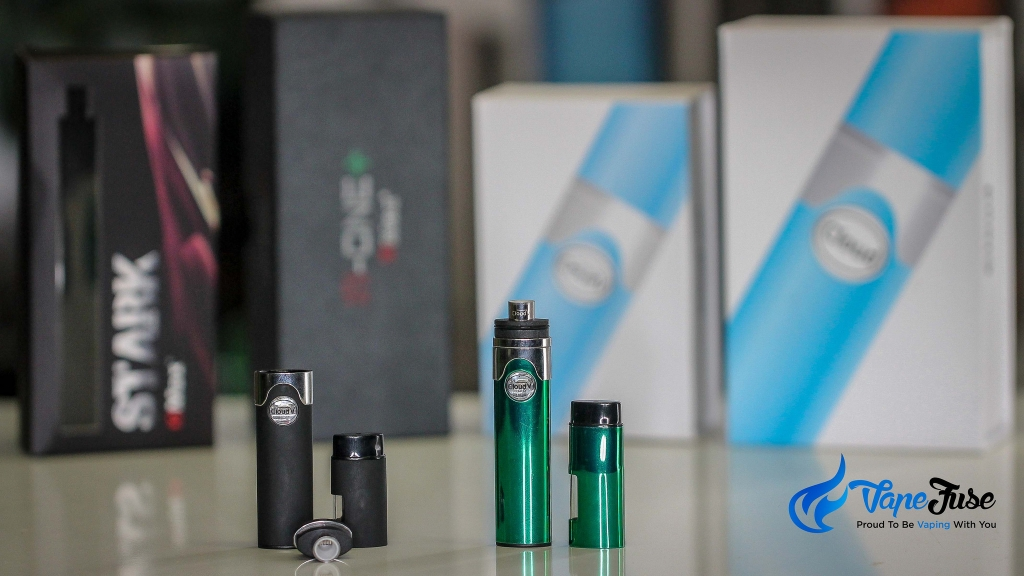 CouldV Platinum atomizers