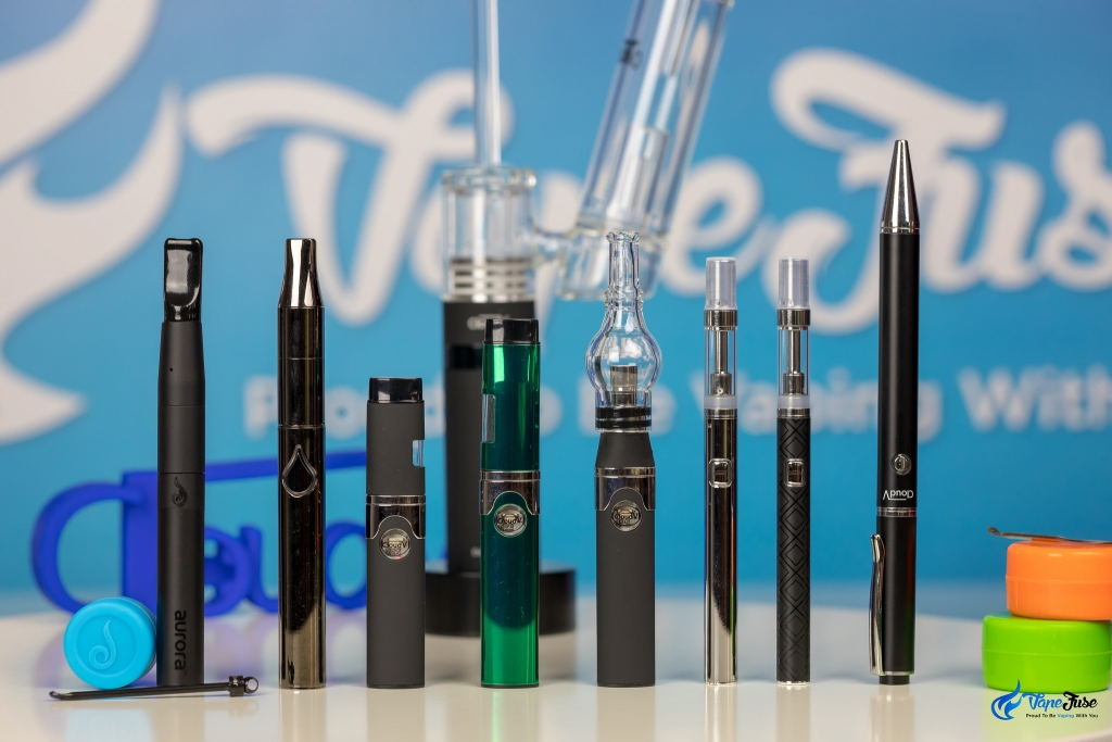 atomizers in the VapeFuse store