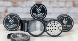 NEW PRODUCT DROP: GrindeROO 4-Piece Premium Herb Grinder