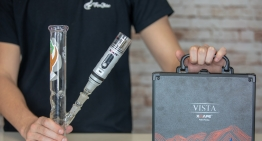 Concentrated Review: Breaking Down the X Vape Vista Portable eRig/eNail
