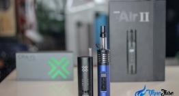 VapeFuse Review: Arizer Air II vs Crave Cloud