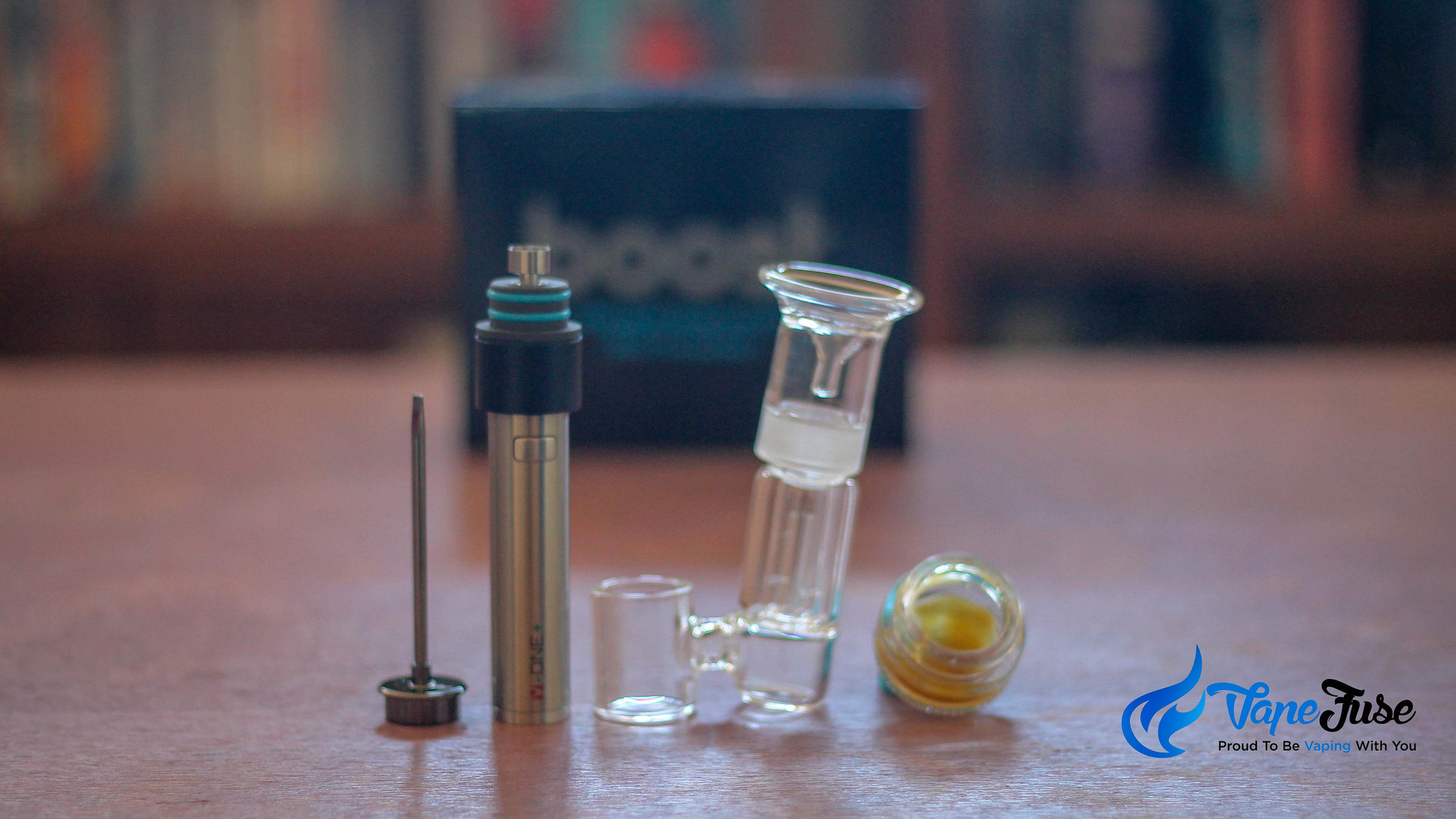 Turn Your Mod Vape into a Dab Rig: Concentrated Review |VapeFuse Blog