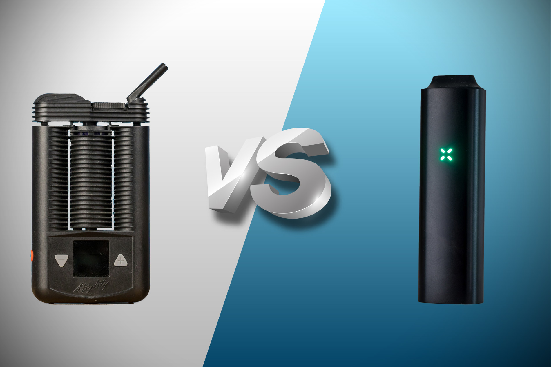 The Mighty Vaporizer Challenge: The Mighty vs  PAX 3