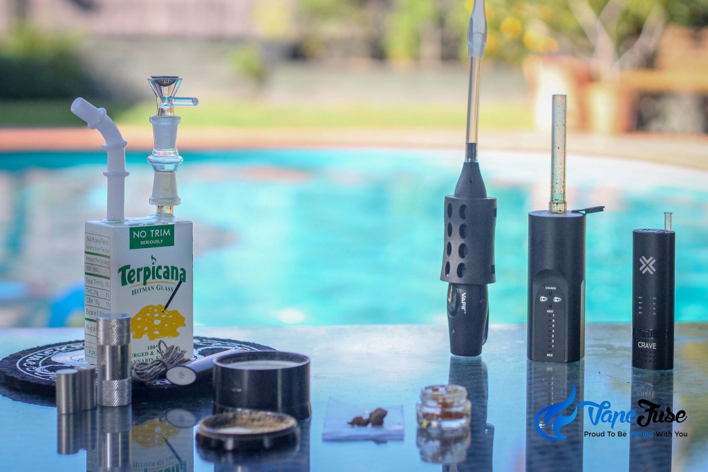 Vaping Hash with Your Vaporizer: Concentrated Review | VapeFuse Blog