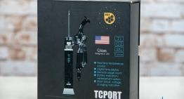 Sneak Peek: GreenLightVapes G9 TC Port eRig/eNail