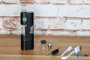 Breaking Down the Airistech Headbanger 2-in-1 Wax Vape [VIDEO]
