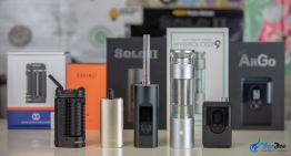 We Reviewed 2018's Best Weed Vapes for Dry Herb [VIDEO]