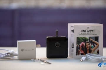 Haze Square Pro Portable Vaporizer: VapeFuse First Look