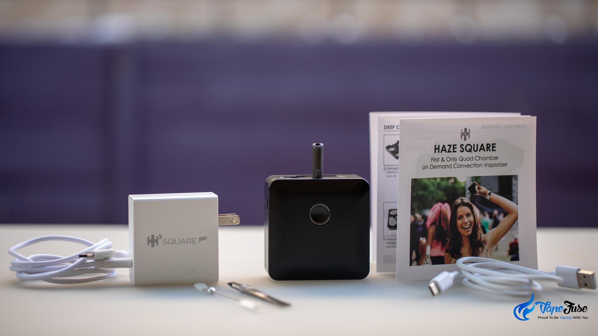 Haze Square Pro Kit