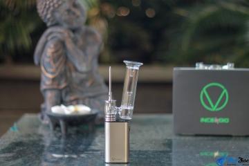 Vivant Incendio Wax Vape: Hybrid Dab Pen/eNail