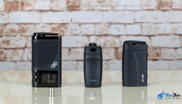 Boundless Technology Portable Vapes: Meet the CFV, CFX & Tera