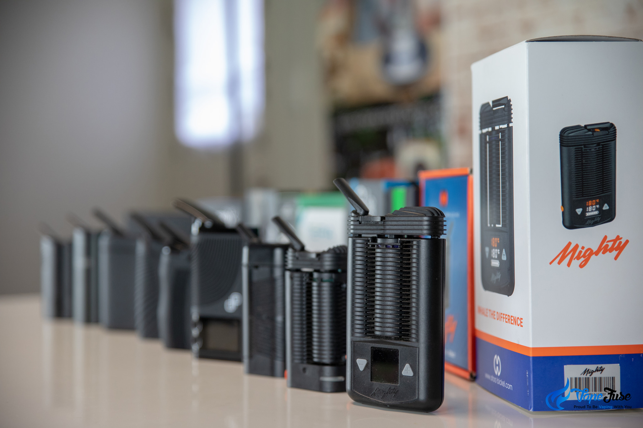 Storz & Bickel Crafty vape line up
