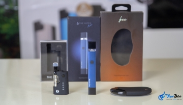 The Hippie Vaporizer: Air, Nano, and Bee Liquid Vape Review