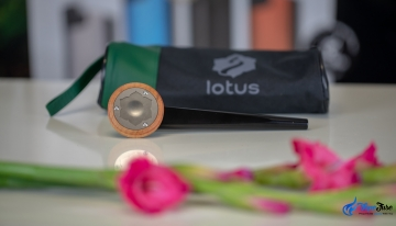 The Lotus Vape: VapeFuse Manual Vape Review