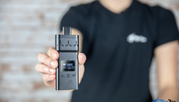 AirVape X Portable Vape: Apollo AirVape Sneak Peek