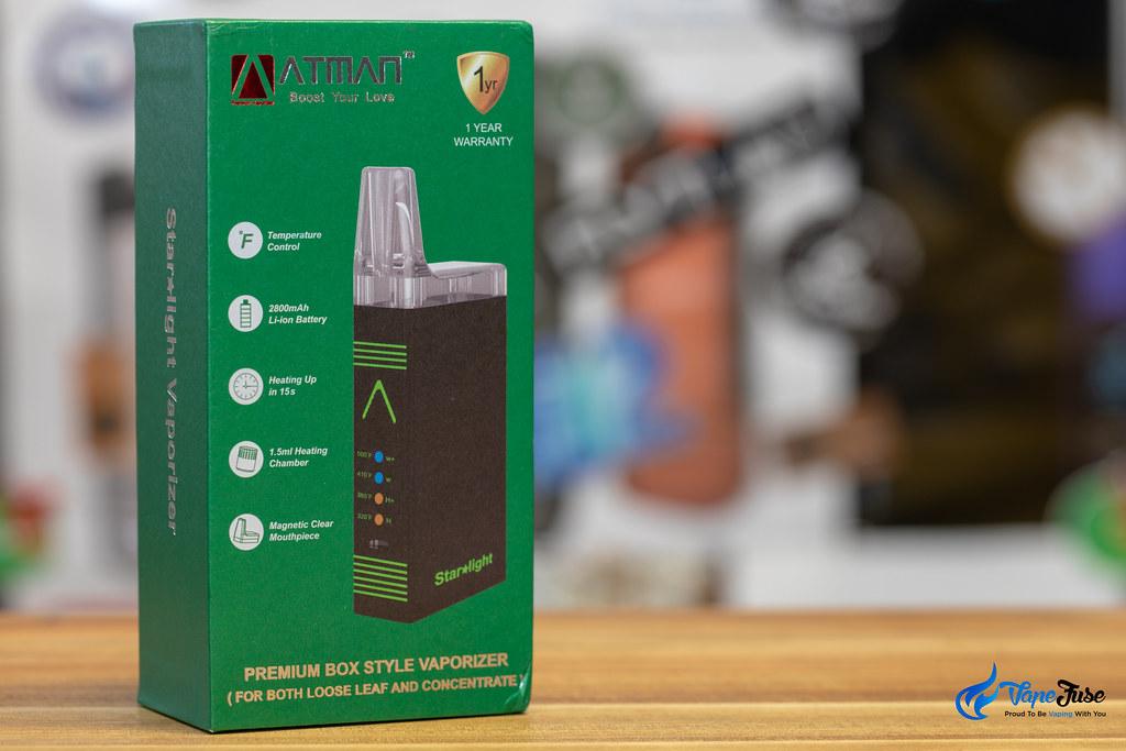 Atman Starlight Portable Vaporizer