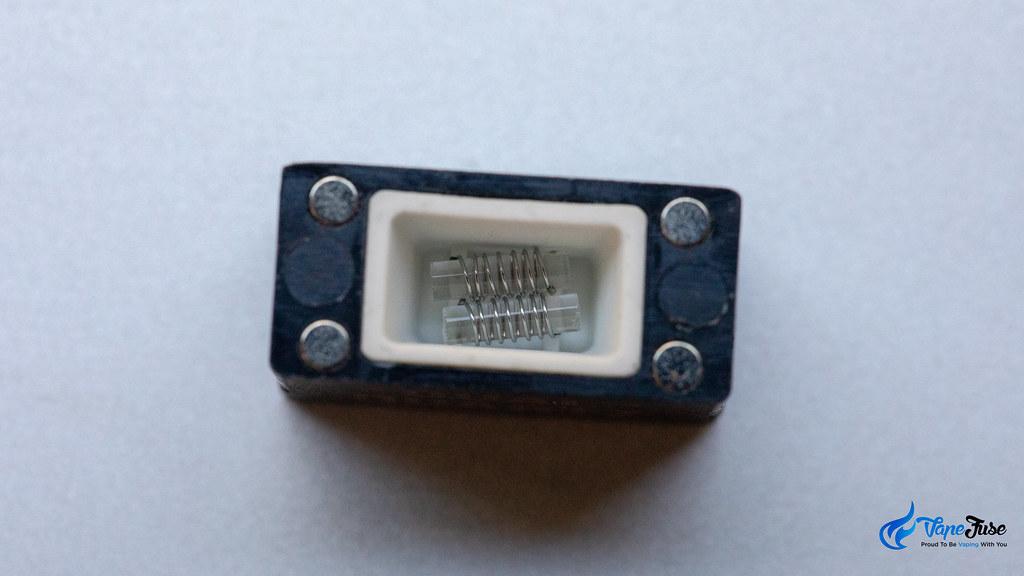 FLYT STiK Concentrate Vaporizer Dual-Coil Quartz Atomizer