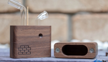 The Sticky Brick Junior Manual Vaporizer Review