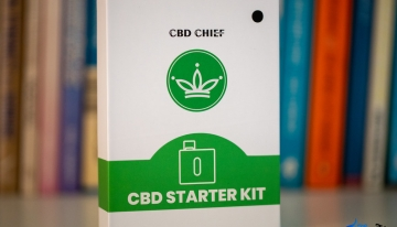 CBD Chief – CBD Vaporizer Starter Kit